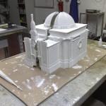 Modelli in scala - chiesa