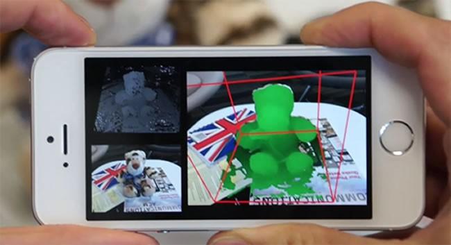 Trasforma il tuo smartphone in uno scanner 3D con MobileFusion