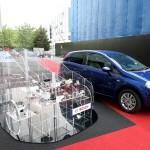 Modelli in scala - Inaugurazione Bosch