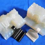 Rapid manufacturing: repliche da stampo in silicone