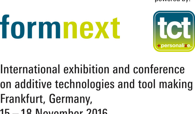 Ready for FormNext 2016?