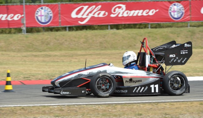 Case History: Prototypes for racing cars