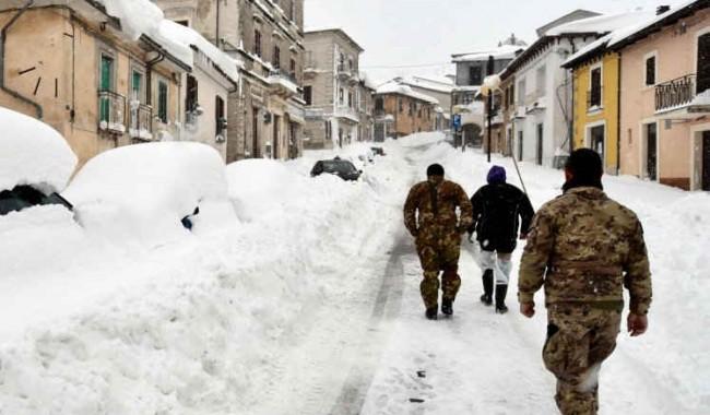L'Abruzzo non si arrende
