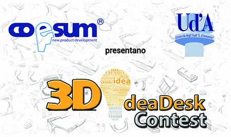 Workshop 3DIdeaDeskContest!