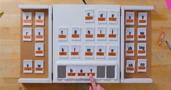 La Stampa 3D si propone ai non vedenti per aiutarli nella scrittura e nella lettura