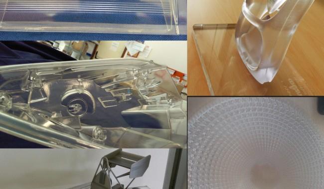 Hai bisogno di un prototipo trasparente?