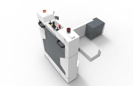 BeN – Bed Navigator – Sistema di movimentazione sicura per letti ospedalieri
